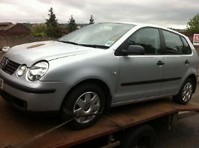 2003 VW POLO 1.2 9N 5DR MANUAL GSB GEARBOX SEAT IBIZA SKODA FABIA BREAKING PARTS